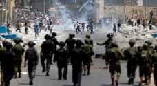 تجدد المواجهات مع قوات الاحتلال في طولكرم والخليل