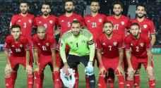 منتخب النشامى يضرب موعدا مع الدنمارك وفنلندا وديا في ابوظبي