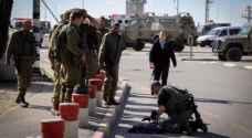 اصابة فلسطيني بجروح خطيرة بدعوى محاولة تنفيذ طعن