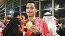 أبو غوش يعتذر عن المشاركة في بطولة الصين