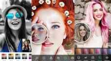تطبيق يمكن من التقاط الصور ومعالجتها بطريقة احترافية