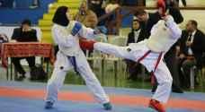 ختام فعاليات بطولة المملكة لتصفية المنتخبات الوطنية للكراتيه