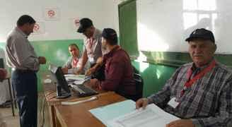 من الانتخابات في محافظة عجلون
