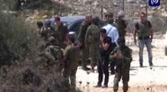 استشهاد شاب فلسطيني برصاص الاحتلال في سلواد (26-8-2016)