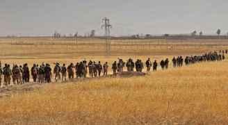 وصول ألف 'داعشي' إلى الموصل.. ومخاوف من استخدام الكيماوي