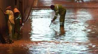 تحذير جديّ من تشكّل السيول في الأودية وارتفاع منسوب المياه في الطرقات فجر وصباح الأربعاء