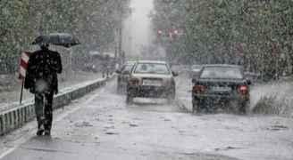 الأشغال: آليات على الطرق الخارجية للتعامل مع الظروف الجوية