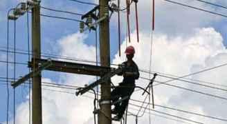 كهرباء الجنوب تتأهب للتعامل مع المنخفض الجوي