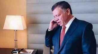السيسي يهاتف الملك ويعزي بشهداء العمل الارهابي بالكرك