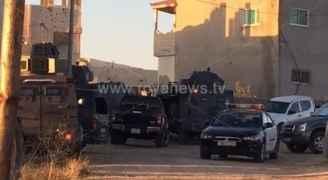 أربعة شهداء واصابات في صفوف القوة الأمنية في مداهمة الكرك