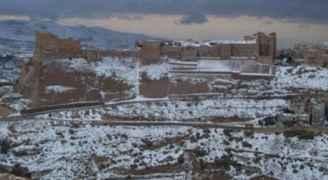 الأردن: أمطار غزيرة الجمعة وثلوج على الجبال ليلاً