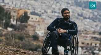 محمود الفالوجي يتحدى الإعاقة بمهنة 'الميكانيك' ضمن إرادة من ....