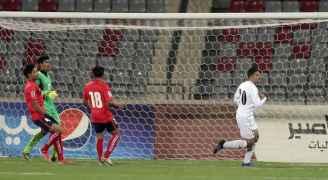 المنتخب الوطني يتخطى كمبوديا بسباعية