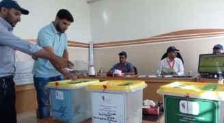 اقبال ملحوظ على صناديق الاقتراع في لواء الشوبك
