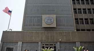 امريكا تقرر اجلاء رعاياها من الاراضي الفلسطينية