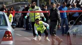إصابة جندي من قوات الاحتلال بجراح خطيرة في عملية طعن بالقدس