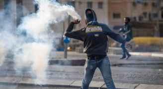 ٣ إصابات برصاص الاحتلال بمواجهات بطولكرم