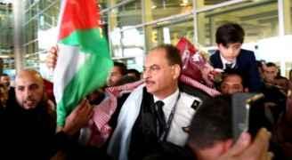 تحريض ضد كابتن الملكية الأردنية يوسف الدعجة بوسائل إعلام الاحتلال