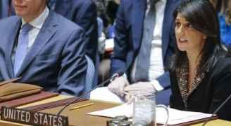 أمريكا: سنستخدم 'الفيتو' ضد مشروع القرار بشأن القدس