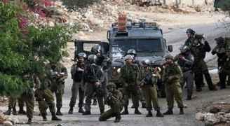 جريح برصاص الاحتلال وسط قطاع غزة