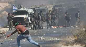 إصابات بمواجهات في الضفة وغزة بـ 'جمعة الإرادة'