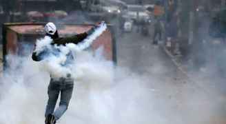 الاحتلال يجرب سلاحا جديدا لقمع 'مظاهرات القدس'