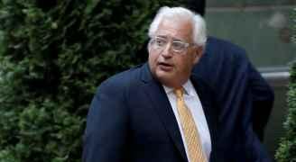 """سفير أمريكا في تل أبيب يدعو لعدم وصف الضفة بـ""""المحتلة"""""""