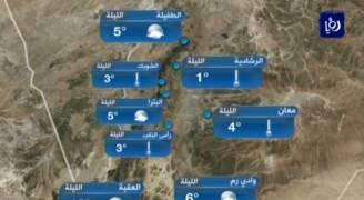 بالفيديو .. ارتفاع طفيف على درجات الحرارة الثلاثاء