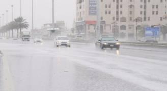 السعودية: زخات أمطار رعدية الخميس على المنطقة الشرقية وحرارة تقترب من الصفر شمالا