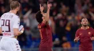 روما يواصل مطاردة يوفنتوس بفوز ساحق على تورينو