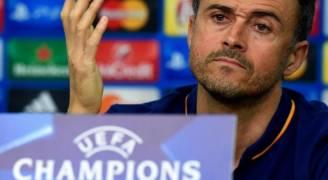 رئيس برشلونة وأنيستا يدعمان أنريكي بعد إخفاقاته