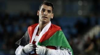 أبو غوش يحرز فضية بطولة الفجيرة الدولية للتايكواندو