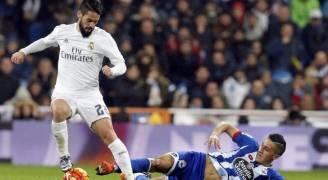 بيريز غاضب من إيسكو وألبا يرحب به في برشلونة!