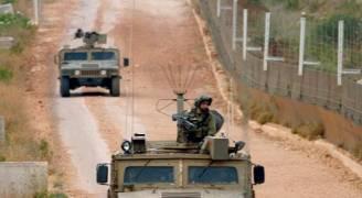 تحركات اسرائيلية واشغال ميدانية على الحدود مع لبنان