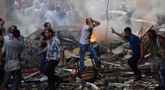 'داعش' الإرهابي يتبنى الهجوم الانتحاري قرب مدينة الباب في شمال سوريا