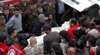 أ ف ب : جبهة النصرة تتبنى التفجيرات الانتحارية في حمص