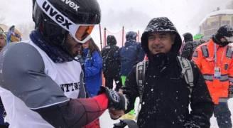 الأردن يختتم مشاركته بدورة الألعاب الآسيوية الشتوية