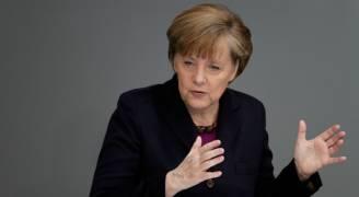 ميركل تؤكد على وفاء ألمانيا بالتزامها في حلف الناتو