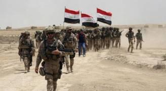 القوات العراقية تصد هجوما ارهابيا لداعش في طريبيل