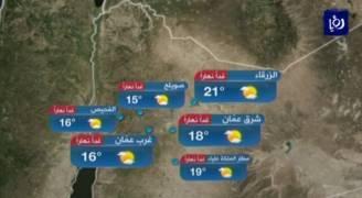 بالفيديو الأحد.. درجات الحرارة توالي ارتفاعها