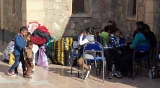 مصر.. نزوح 332 مواطناً من شمال سيناء خلال 48 ساعة