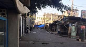 تجدد الاشتباكات في مخيم عين الحلوة ووقوع اصابات