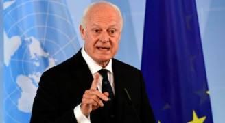وثيقة دي ميستورا.. مقاربة جديدة للانتقال السياسي بسوريا