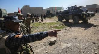 الموصل.. استعادة حيين جديدين من داعش الارهابي