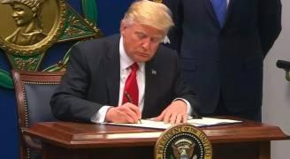 الأربعاء.. ترامب يوقع أمره التنفيذي الجديد بشأن الهجرة