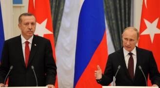 أردوغان يزور روسيا في آذار