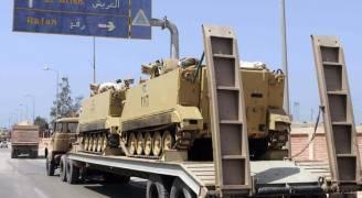 مصر.. تفاصيل جديدة عن ملاحقة الإرهابيين بالعريش