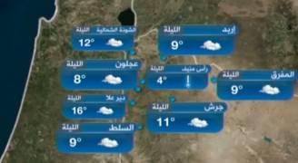 بالفيديو.. ارتفاع على درجات الحرارة السبت