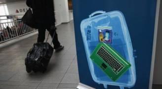 حظر أمريكي فوري للإلكترونيات على متن طائرات من 8 دول