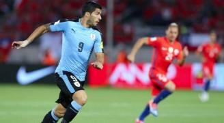 فرح برازيلي لغياب سواريز عن أوروغواي